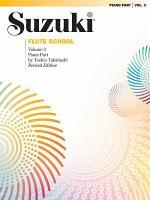 Suzuki Flute School, Volume 3: Piano Part