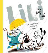 Lili går tur - Lyt&læs