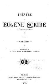 Théatre de Eugène Scribe: Volume2