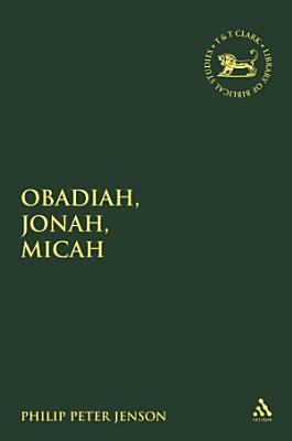 Obadiah  Jonah  Micah