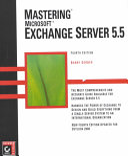 Mastering Microsoft Exchange Server 5 5 PDF