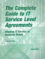 The Complete Guide to IT Service Level Agreements
