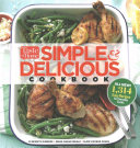 Taste Of Home Simple Delicious Cookbook Book PDF