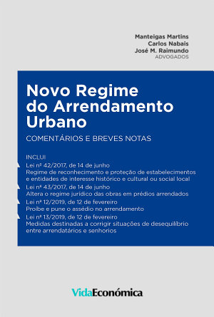 Novo Regime do Arrendamento Urbano   Coment  rios e breves notas PDF