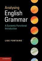 Analysing English Grammar PDF