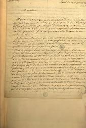 Vier brieven aan Jan Frans Willems betreffende zijn werk Bydragen tot de kennis van het oude strafrecht in Vlaenderen