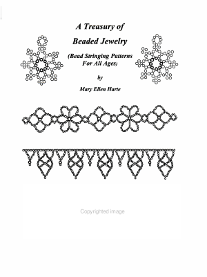Simple Lace and Other Beaded Jewelry Patterns  for Ages 7 to 70  PDF
