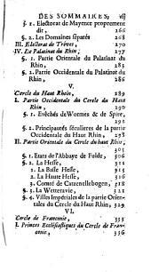 Géographie historique, ecclesiastique et civile ou Description de toutes les parties du globe terrestre, enrichie de cartes géographiques: Volume4