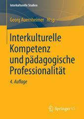 Interkulturelle Kompetenz und pädagogische Professionalität: Ausgabe 4