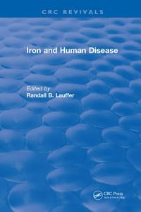 Iron and Human Disease