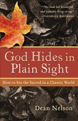 God Hides In Plain Sight Book PDF