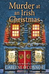 Murder at an Irish Christmas Book