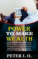 Power To Make Wealth