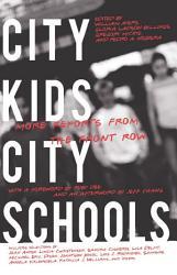 City Kids City Schools Book PDF