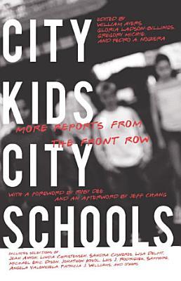 City Kids  City Schools PDF