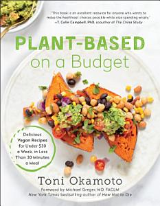 Plant Based on a Budget Book
