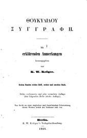 Xyngraphē: Band 1
