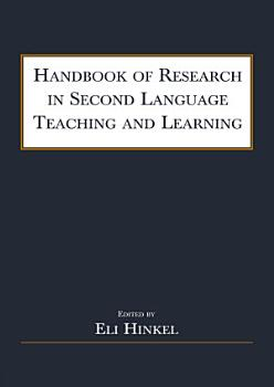 Handbook of Research in Second Language Teaching and Learning PDF