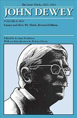 The Later Works of John Dewey, Volume 8, 1925 - 1953