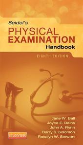 Seidel's Physical Examination Handbook: Edition 8