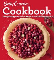 Betty Crocker Cookbook  12th Edition PDF