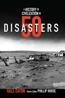 A History of Civilization in 50 Disasters  History in 50  PDF