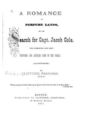 A Romance of Perfume Lands