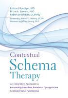 Contextual Schema Therapy PDF