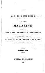 Ladies Companion And Literary Expositor Book PDF