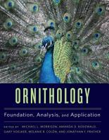 Ornithology PDF