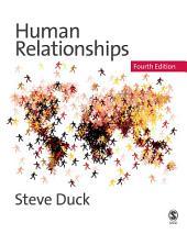Human Relationships: Edition 4