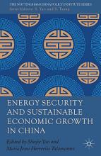 Energy Security and Sustainable Economic Growth in China PDF