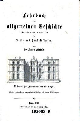 Das Mittelalter und die Neuzeit PDF