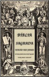 Bíblia Sagrada (Versão do Rei James): Baseada na King James Version Atualizada (KJV - KJA)