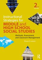 Instructional Strategies for Middle and High School Social Studies PDF