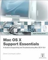 Mac OS X Support Essentials PDF