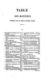 Journal de médecine et de chirurgie pratiques: à l'usage des médecins praticiens, Volume25
