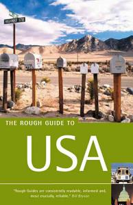 The Rough Guide to USA Book