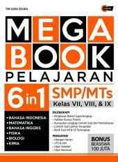 Mega Book Pelajaran SMP/MTS Kelas VII, VIII, & IX