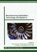 Manufacturing Automation Technology and System II PDF