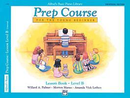 Alfred s Basic Piano Prep Course  Universal Edition Lesson Book B PDF