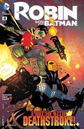Robin: Son of Batman (2015-) #4