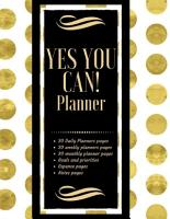 YES YOU CAN LIFE PLANNER PDF