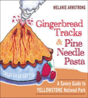 Ginger Bread Tracks and Pine Needle Pasta