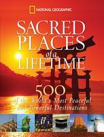 Sacred Places of a Lifetime PDF