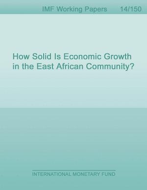 How Solid Is Economic Growth in the East African Community  PDF