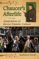 Chaucer  s Afterlife PDF