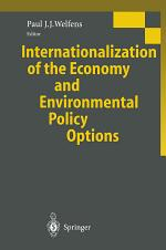 Internationalization of the Economy and Environmental Policy Options