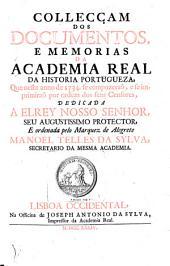 Collecçam dos documentos e memorias: Volume 14
