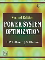 POWER SYSTEM OPTIMIZATION PDF